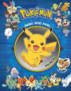 Pikachu meets Eevee /  English translation, Anne Ishii. - English translation, Anne Ishii.