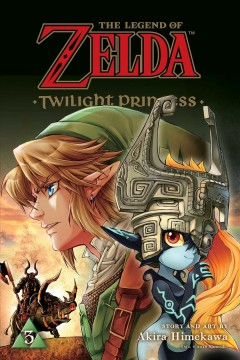 The legend of Zelda.  story and art by Akira Himekawa ; translation, John Werry ; English adaptation, Stan!.