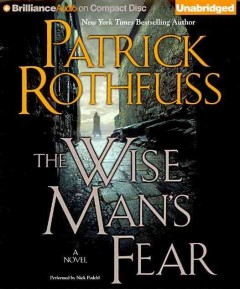 The wise man's fear /  Patrick Rothfuss.