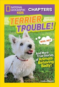 Terrier trouble! /  by Candice Ransom. - by Candice Ransom.
