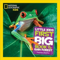 Little kids first big book of the rain forest /  Moira Rose Donohue.