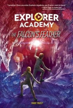 The falcon's feather /  Trudi Trueit.