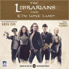 The librarians and the lost lamp /  Greg Cox.