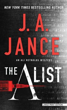 The A list /  J.A. Jance. - J.A. Jance.