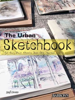 The urban sketchbook : urban sketches, a personal account / Sergi Camara ; English translation by Michael Brunelle and Beatriz Cortabarria. - Sergi Camara ; English translation by Michael Brunelle and Beatriz Cortabarria.