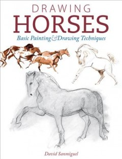 Drawing the horse /  texts by David Sanmiguel ; drawings by Vincenç Ballestar and David Sanmiguel ; Photographs by Nos and Soto.