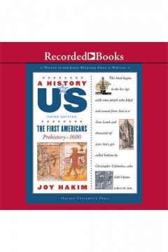 The first Americans /  Joy Hakim.
