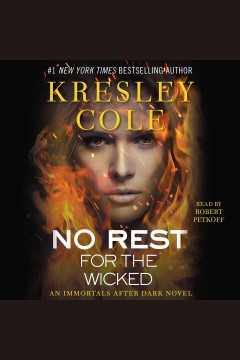 No rest for the wicked /  Kresley Cole.