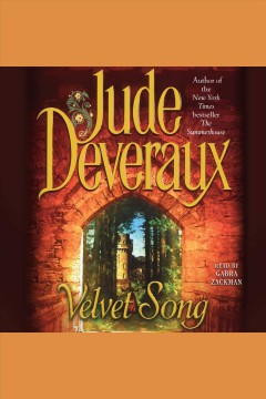 Velvet song /  Jude Deveraux.
