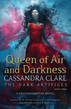 Queen of air and darkness /  Cassandra Clare. - Cassandra Clare.