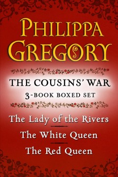 Philippa Gregory's the Cousins' war 3-book boxed set /  Philippa Gregory.