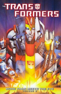 The Transformers.  written by James Roberts. - written by James Roberts.