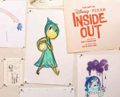 The art of Disney Pixar Inside Out /  foreword by Amy Poehler, introduction by Pete Docter.