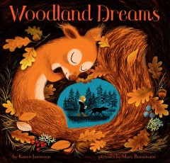 Woodland dreams /  by Karen Jameson ; pictures by Marc Boutavant. - by Karen Jameson ; pictures by Marc Boutavant.
