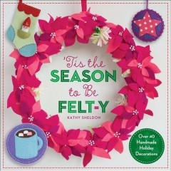 'Tis the season to be felt-y /  Kathy Sheldon with Amanda Carestio.
