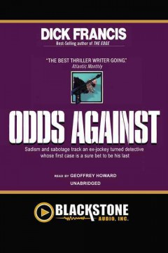 Odds against /  Dick Francis.