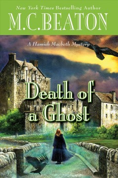 Death of a Ghost /  M.C Beaton.