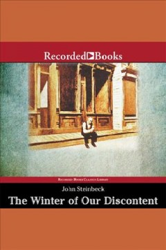 The winter of our discontent /  John Steinbeck.