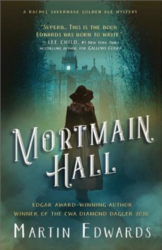 Mortmain Hall /  Martin Edwards. - Martin Edwards.