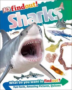 Sharks /  author and consultant, Sarah Fowler, OBE. - author and consultant, Sarah Fowler, OBE.