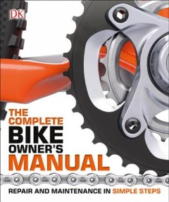 The complete bike owner's manual.