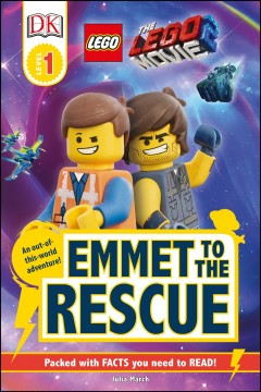 Emmet to the rescue /  by Julia March. - by Julia March.