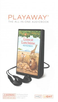 Lions at lunchtime /  Mary Pope Osborne.