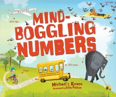 Mind-boggling numbers /  by Michael J. Rosen ; [illustrated by Julia Patton].