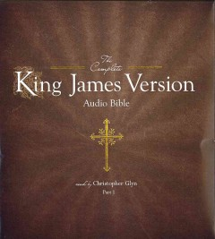 The complete King James version audio Bible.