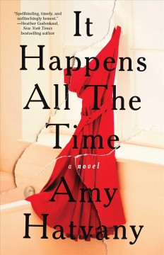 It happens all the time : a novel / Amy Hatvany.