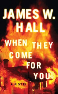 When they come for you /  James W. Hall.