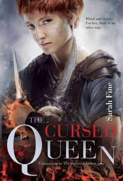 The cursed queen /  Sarah Fine. - Sarah Fine.