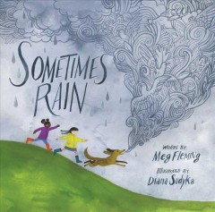 Sometimes rain /  words by Meg Fleming ; illustrated by Diana Sudyka.