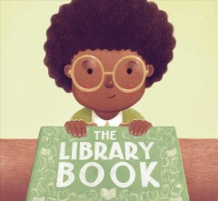 The library book /  by Tom Chapin and Michael Mark ; illustrated by Chuck Groenink.