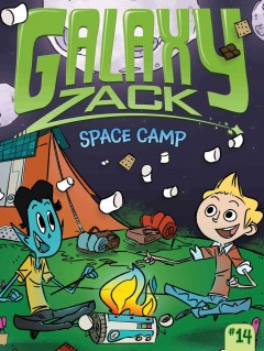 Space camp /  by Ray O'Ryan ; illustrated by Jason Kraft. - by Ray O'Ryan ; illustrated by Jason Kraft.