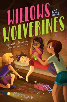 Willows vs. Wolverines /  by Alison Cherry.