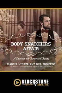The body snatchers affair /  Marcia Muller and Bill Pronzini.