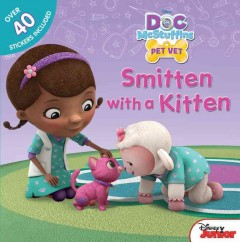 Smitten with a kitten /  adapted by Kerri Grant.