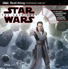 Sta Wars : the last Jedi : read-along storybook and CD / adapted by Elizabeth Schaefer.