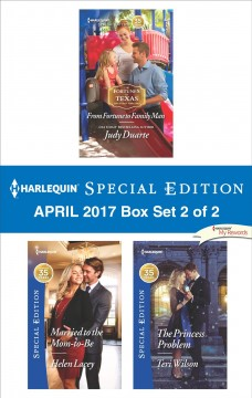 Harlequin special edition April 2017 : box set 2 of 2.