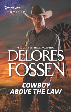 Cowboy above the law /  Delores Fossen.