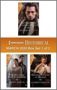 Harlequin historical March 2020.