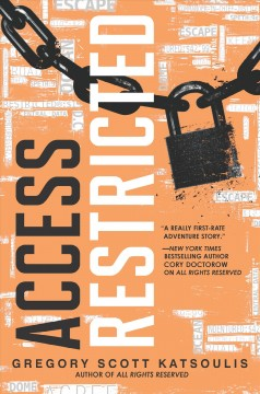Access restricted /  Gregory Scott Katsoulis.