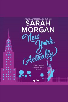 New York, actually /  Sarah Morgan.