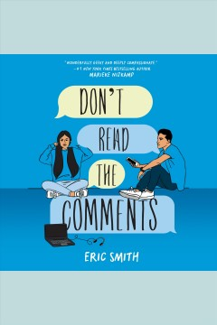 Don't read the comments /  Eric Smith.