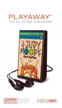 Judy Moody, Mood Martian /  Megan McDonald.