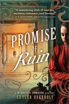 A promise of ruin /  Cuyler Overholt.