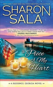A piece of my heart /  Sharon Sala.