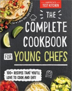 The complete cookbook for young chefs.