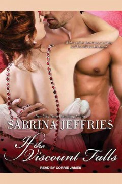 If the viscount falls /  Sabrina Jeffries.